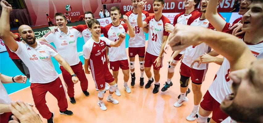 Wielki sukces młodych siatkarzy. Polska mistrzem świata do lat 19!