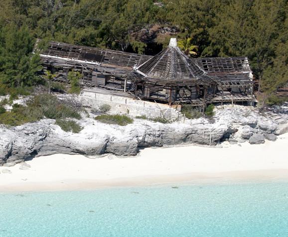 Kuća Karlosa Ledera na Bahamima imala je nadimak