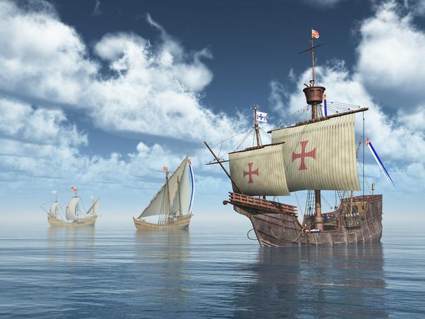 Flotylla Krzysztofa Kolumba