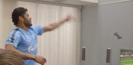 Gwiazdor przegrał konsolowy mecz i zdemolował pokój