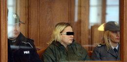 25 lat więzienia dla matki Gabrysia. Udusiła, podpaliła...