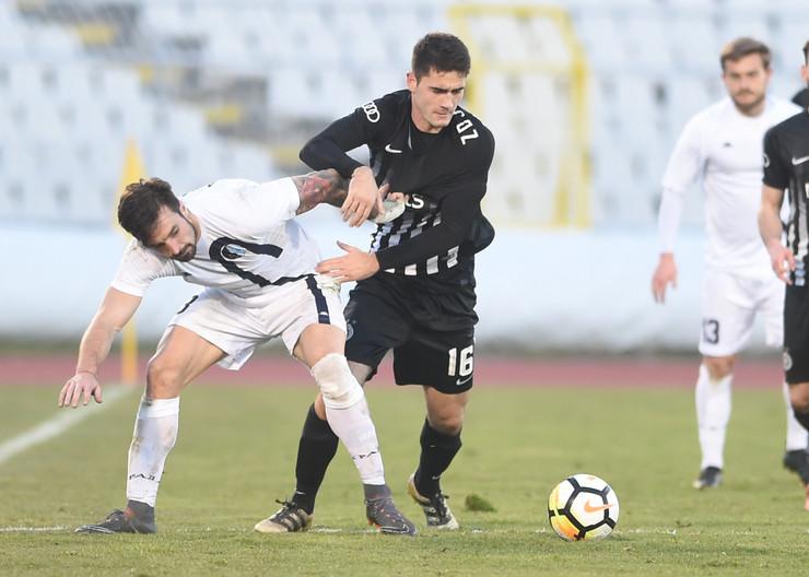 FK Partizan, FK Rad