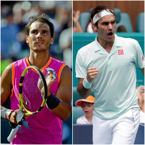 Rafael Nadal i Rodžer Federer