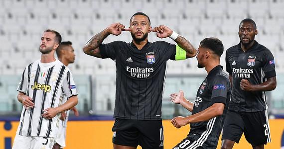 Liga Mistrzów: Juventus Turyn - Olympique Lyon. Wynik i relacja ...