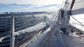 Załoga Selma Expeditions pobiła żeglarski rekord świata, a teraz chcą zdobyć wulkan Erebus