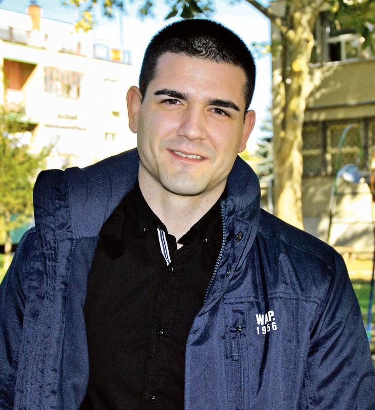 Jagodina, Nemanja Stojanovic, advokatski pripravnik,Z.Gligorijevic