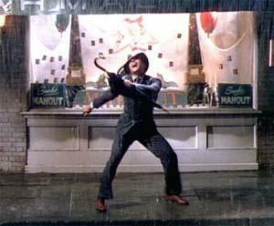 """Kadr z filmu """"Deszczowa piosenka"""""""
