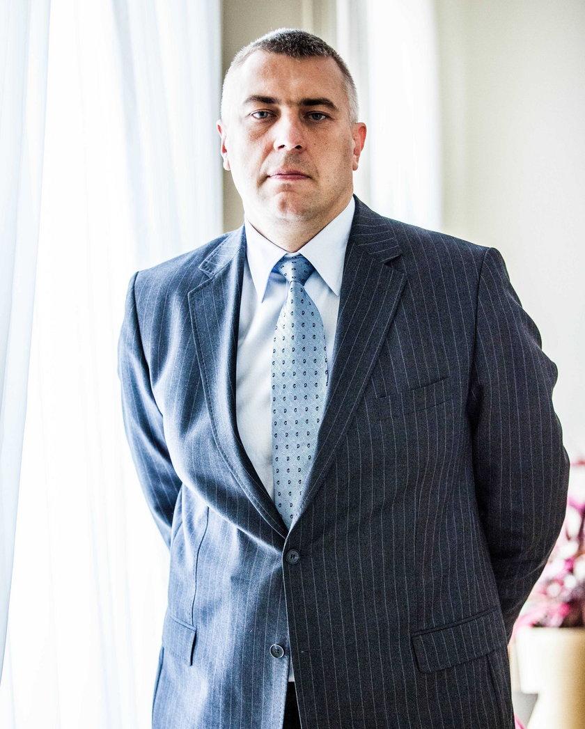 Roman Giertych, były szef Ligi Polskich Rodzin i wicepremier w rządzie Jarosława Kaczynskiego