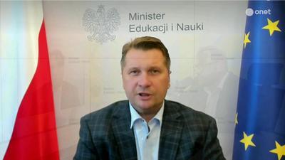 Przemysław Czarnek: Jeśli jest jakaś szkoła, w której jest szczujnia na jakąkolwiek mniejszość, to uruchomimy tam kontrolę. Nie ma na to miejsca w polskiej szkole