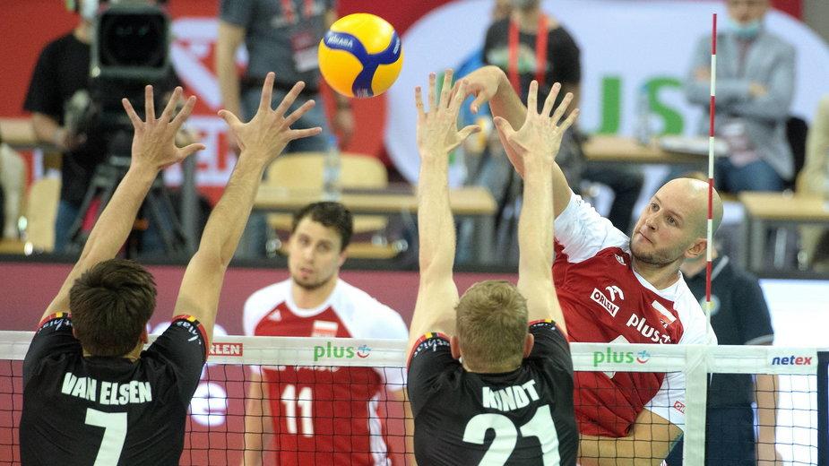 Polscy siatkarze rozpoczną zmagania na igrzyskach od meczu z Iranem