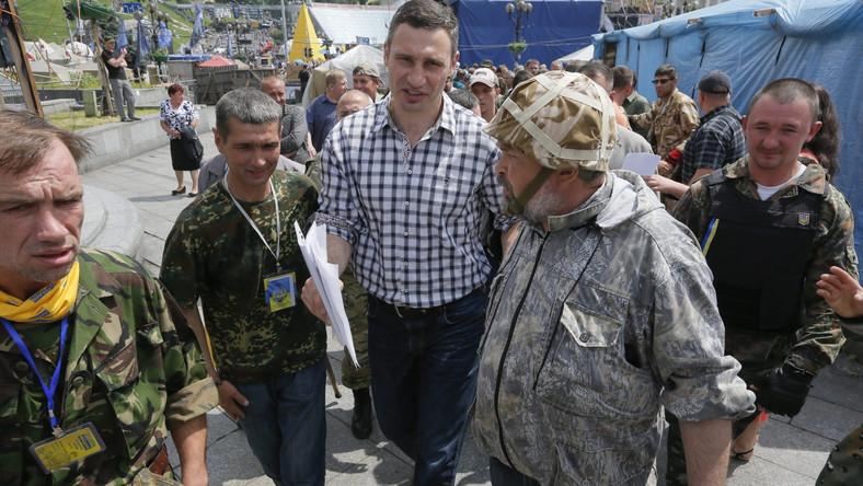 Majdan zostaje w Kijowie
