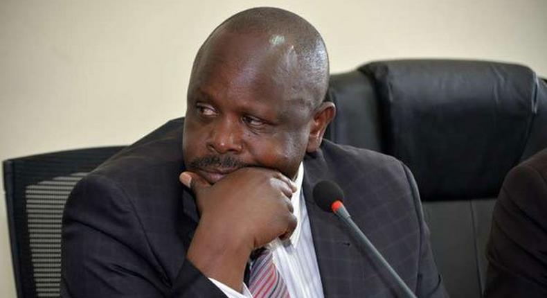 Bomet Governor Isaac Rutto has denied reports that he has defected to NASA.