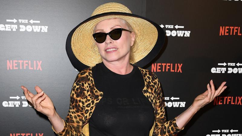 Debbie Harry, wokalistka Blondie