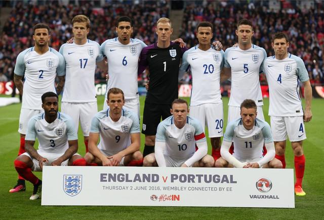 Fudbalska reprezentacija Engleske