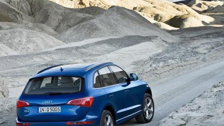 Audi Q5 - Sportowa limuzyna w nadwoziu SUV