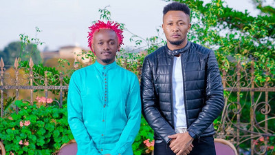 Baha uko na kiherehere- Fans tell Bahati over his message to DJ MO amidst cheating allegations