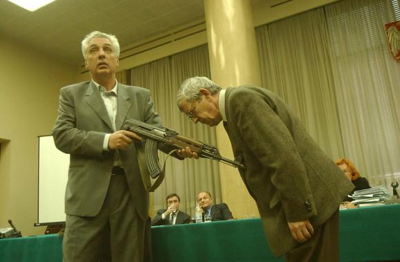 Božidar Prelević bio na čelu nezavisne komisije koja je ispitivala smrt vojnika