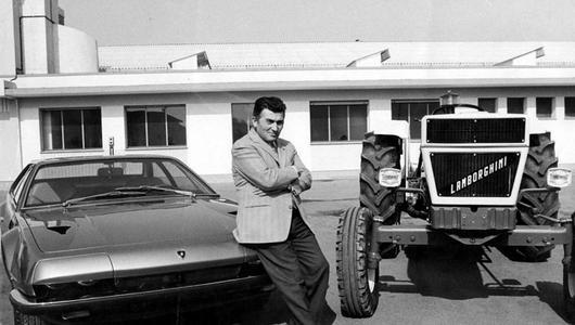 Antonio Banderas zagra w filmie Ferruccio Lamborghini