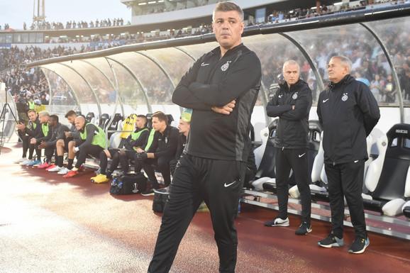 ROKADA NA KLUPI PARNOG VALJKA Bivši selektor Srbije postaje trener Partizana!