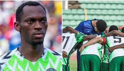 Simy Nwankwo has been recalled to the Super Eagles following his impressive season with Italian club Crotone