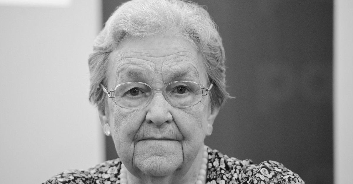 Zmarła Hanna Stadnik, bohaterka Powstania Warszawskiego - Warszawa