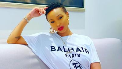 I will never breakup with a man for cheating- Huddah Monroe