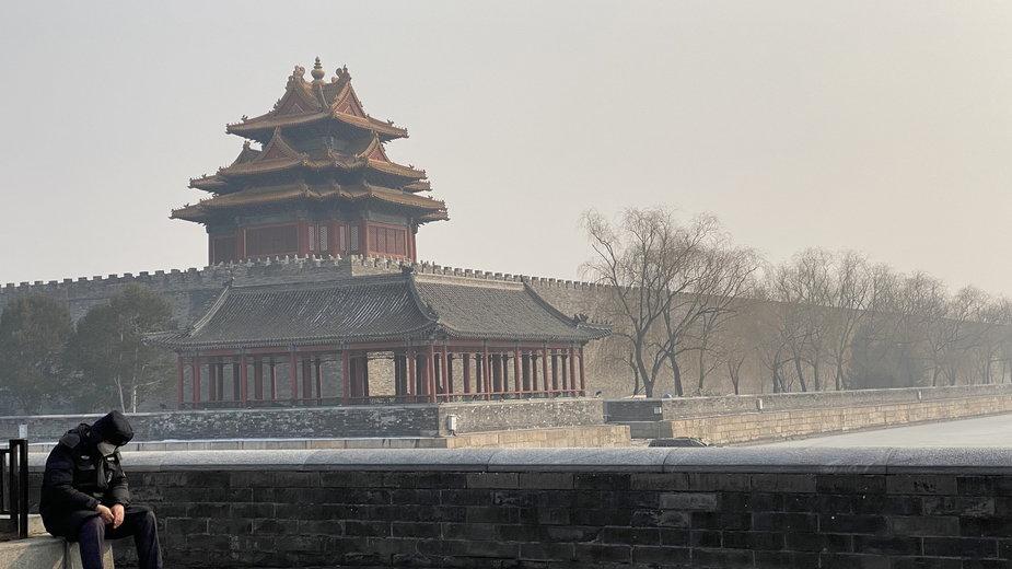 Koronawirus w Pekinie
