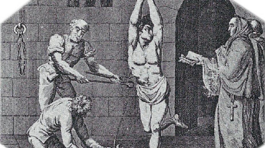 Jakie były najgorsze średniowieczne tortury? - domena publiczna