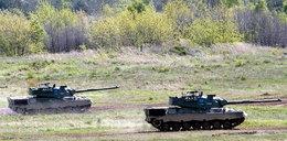 Czołgi pod Ostródą? Wojsko uspokaja