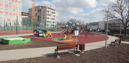 Nowy park na Odolanach