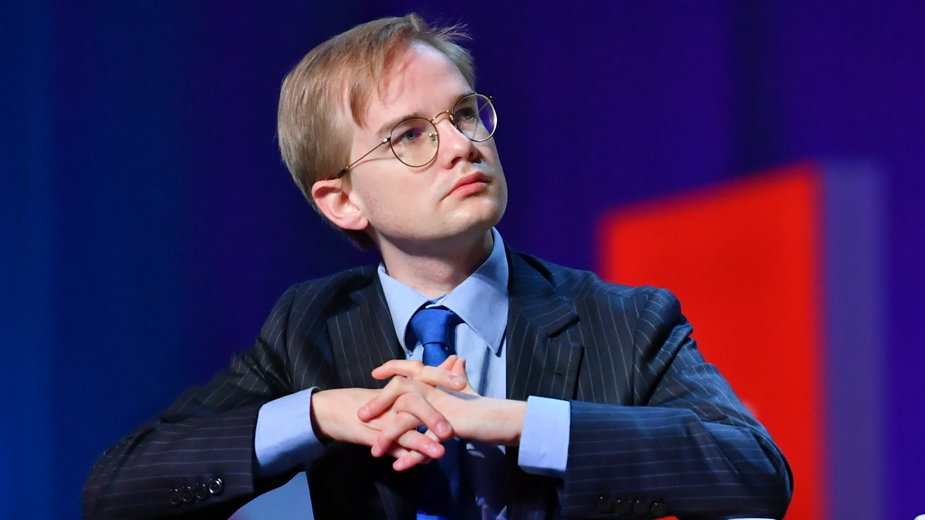Piotr Patkowski jest wiceministrem finansów
