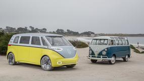 Volkswagen podjął decyzję o produkcji elektrycznego Microbusa