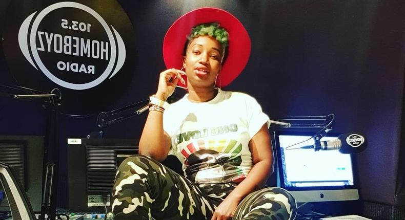 Talia Oyando quits Homeboyz radio after 7 years