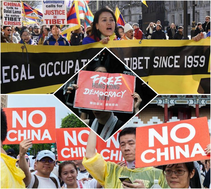 protesti kina kombo