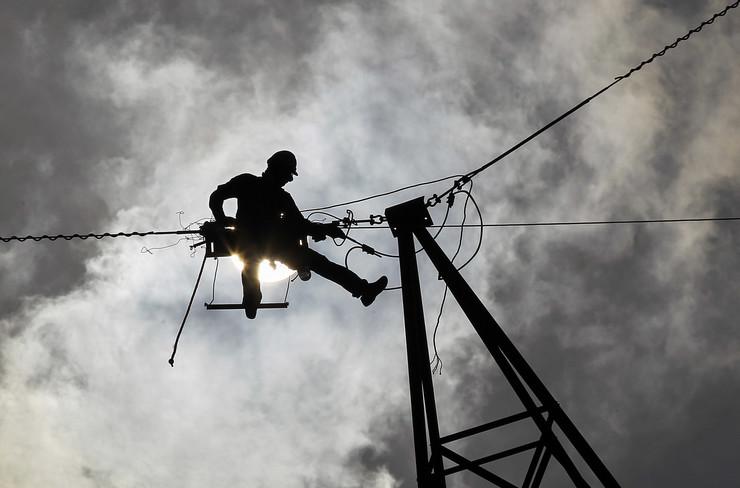 radnici elektroprivrede