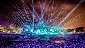 Pożar na festiwalu Tomorrowland w Barcelonie. Ewakuowano 22 tys. ludzi