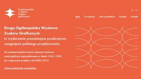 Wystawa znaków graficznych w kieleckim Instytucie Designu