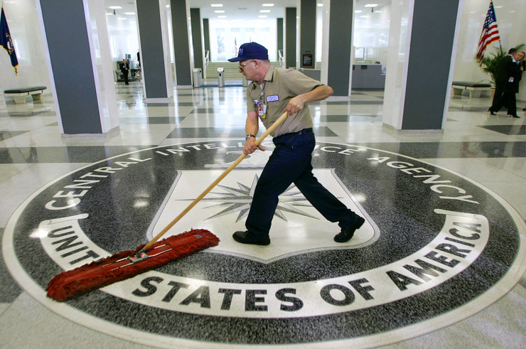 Central Intelligence Agency foto AP (2)