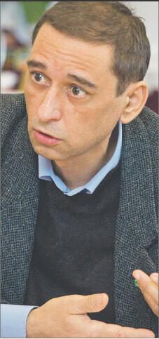 Krzysztof Pijarowski, prezes Stowarzyszenia Życie Po Przeszczepie