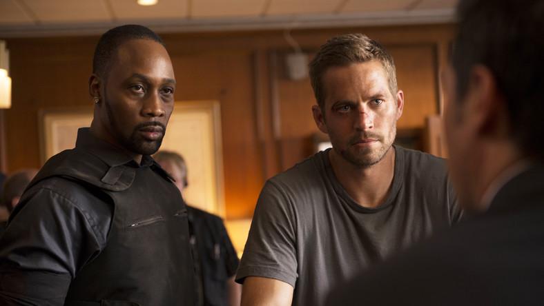 """RZA i Paul Walker w filmie """"Brick Mansions. Najlepszy z najlepszych"""""""