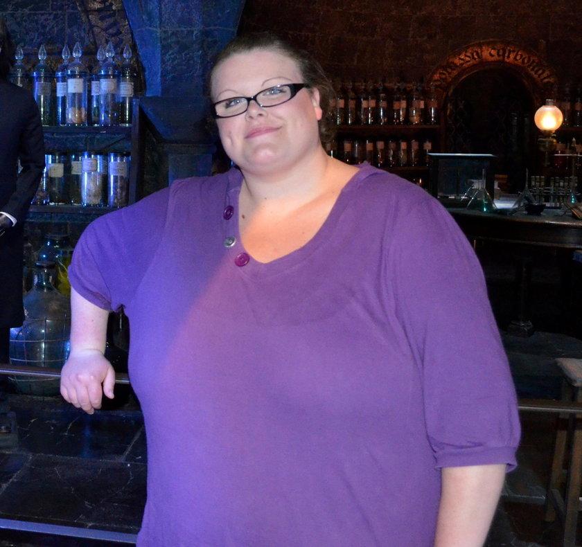 Po upokorzeniu na karuzeli przeszła na dietę. Tak dziś wygląda