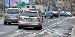 Oznakowanie ulicy Łąkowej to bubel
