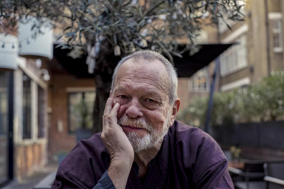 Terry Gilliam - sesja