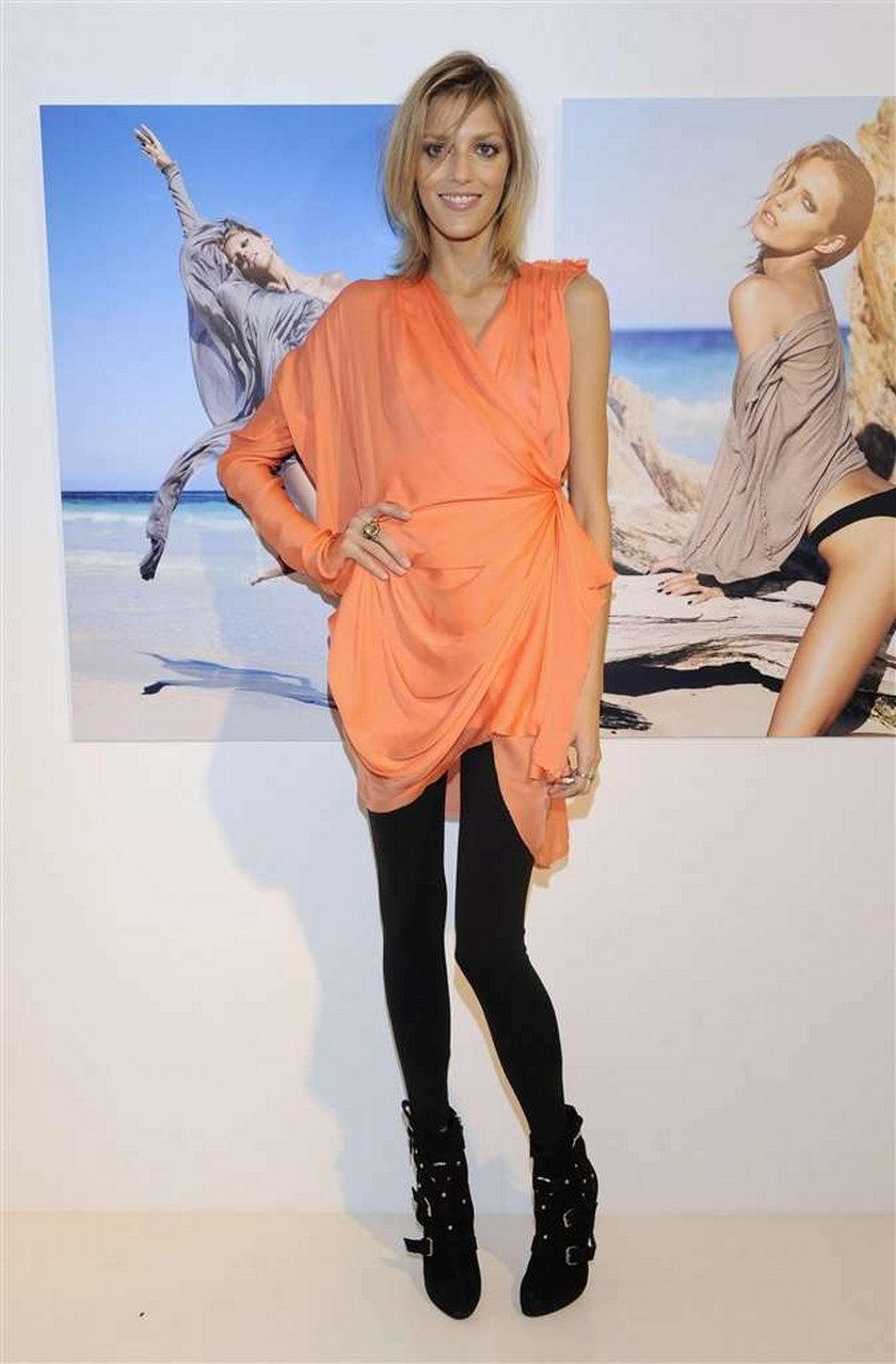 Joanna Krupa chce być wzorem dla modelek