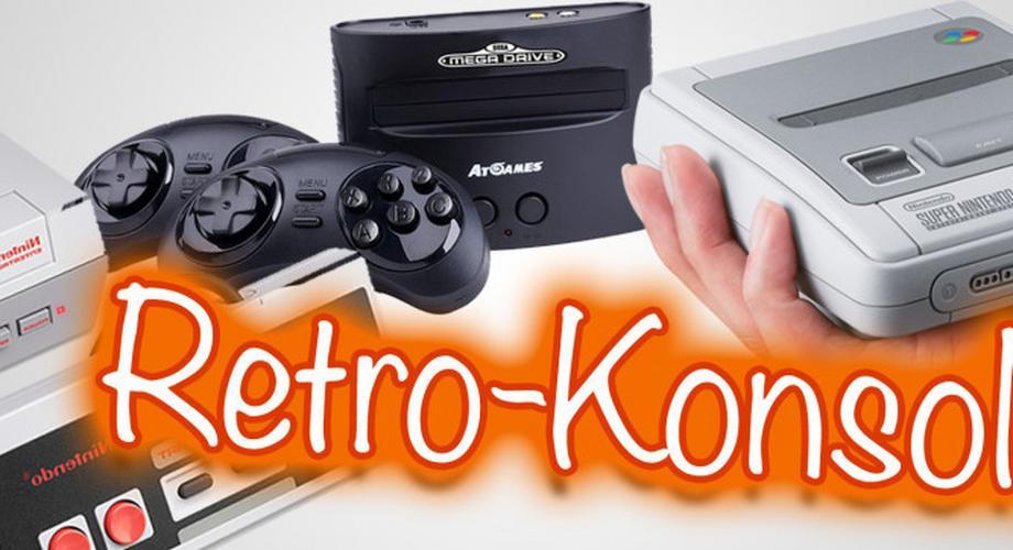 Kaufberatung Retro-Konsolen: Nintendo, Sega, Atari & Co.