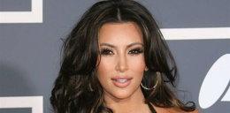 Kardashian nie mogła wcisnąć sukienki na pupę!
