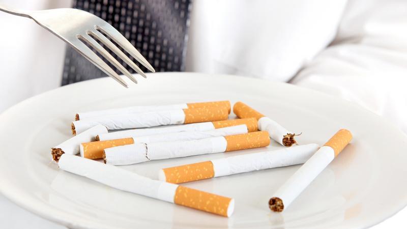 Jaka dieta dla palacza?
