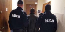 Pijak wziął 10-latka do auta. Później potrącił policjanta