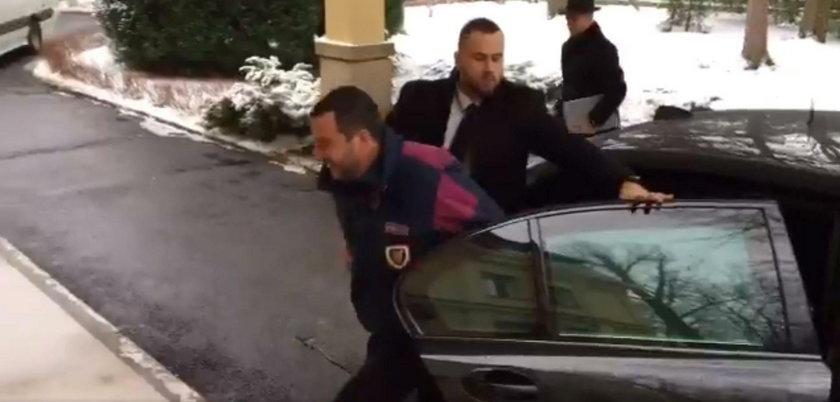 Matteo Salvini z wizytą w Warszawie