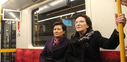 II linia metra dopiero w lutym
